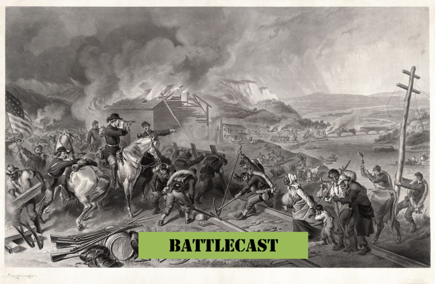 Episode 3 – Battle of Atlanta part one