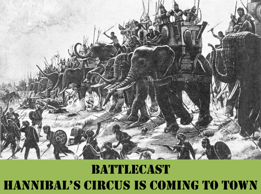 Coming Soon – Episode 5 The Battle of Cannae