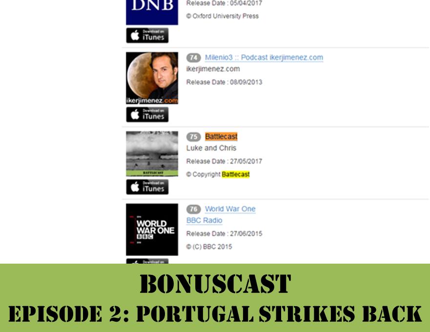 Bonuscast: Episode 2