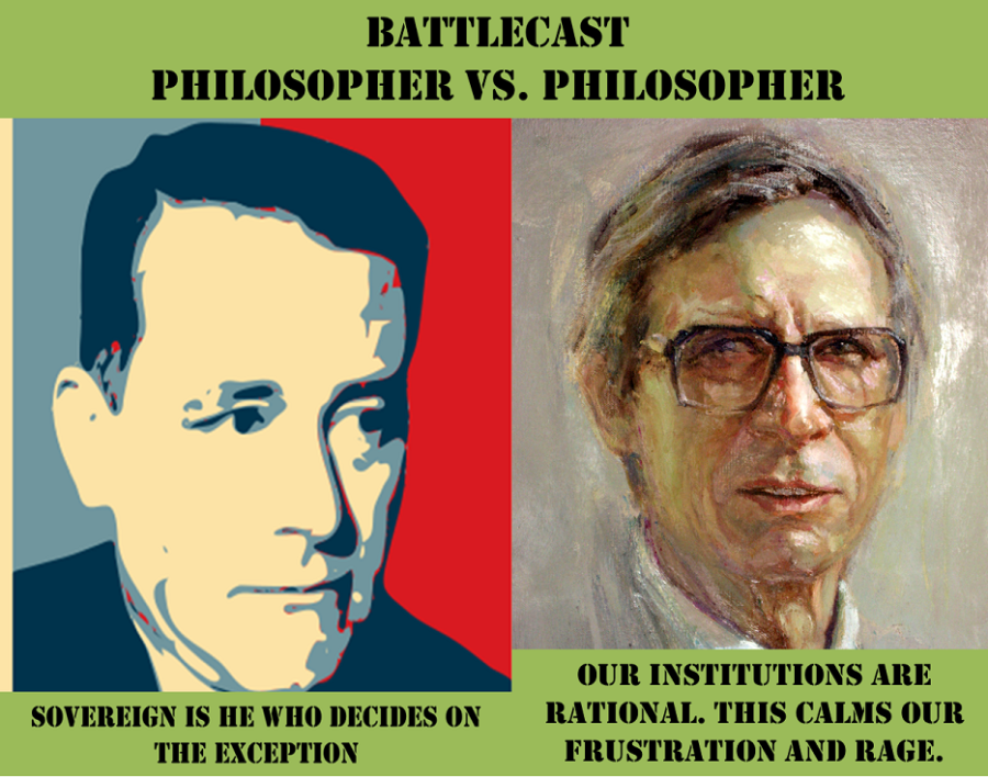 Philosopher Versus Philosopher