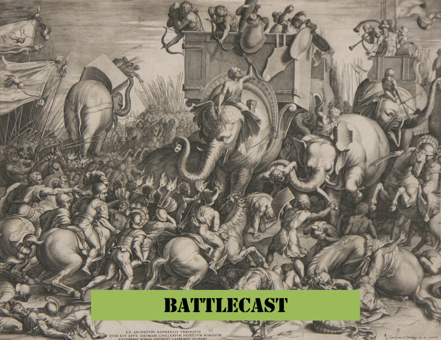 Episode 7: The Death of a World – The Battle of Zama