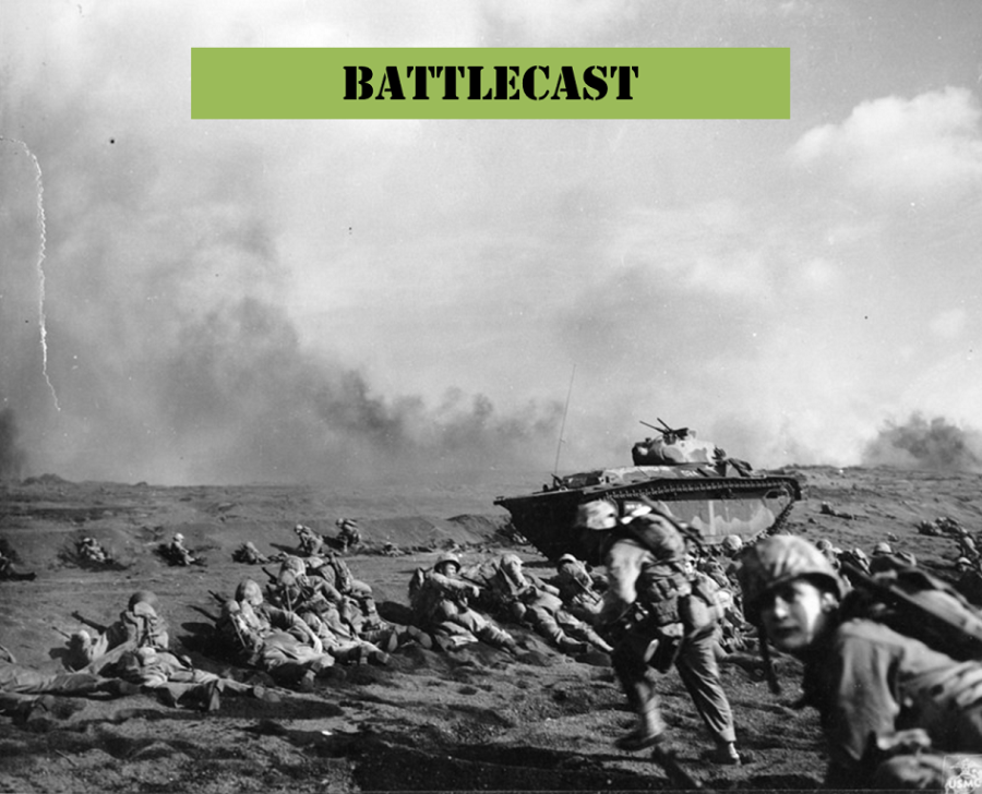 Episode 8: A Nightmare In Hell – Iwo Jima part 1