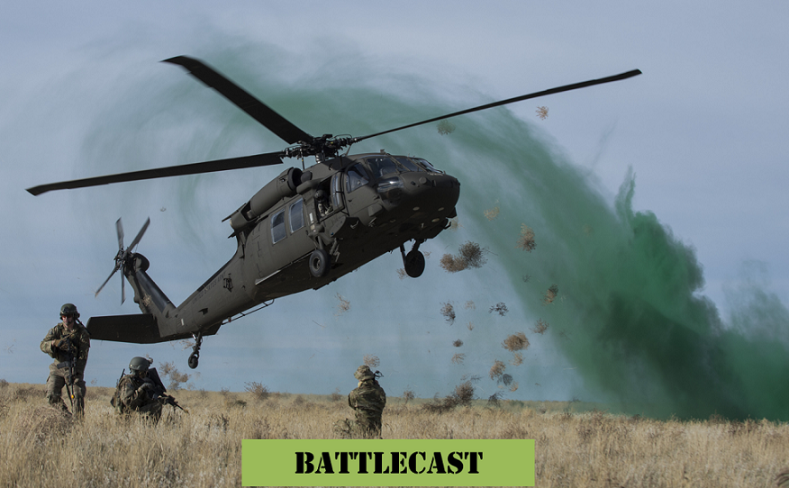 Show 12: Black Hawk Down – the Battle of Mogadishu part 1