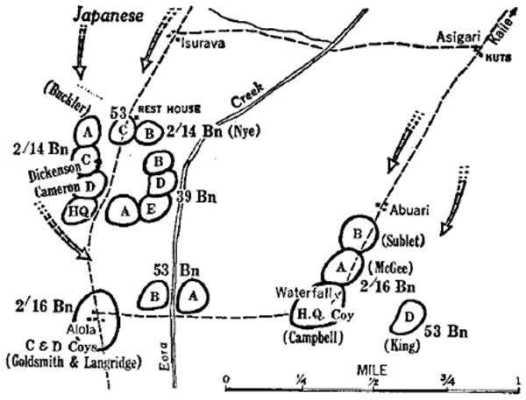 Isurava august 30 battlecast