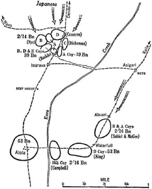 Isurava battlecast august 29