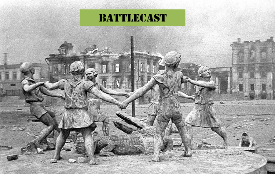 Coming Soon: The Battle of Stalingrad