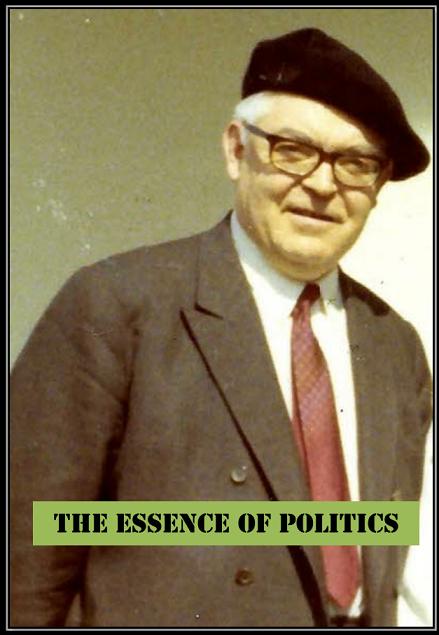 Julien Freund: What isPolitics?