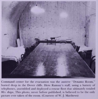 Operation Dynamo Command Center