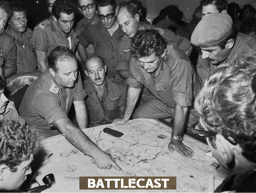 A Military History of Modern Israel: The Yom Kippur War /// 47