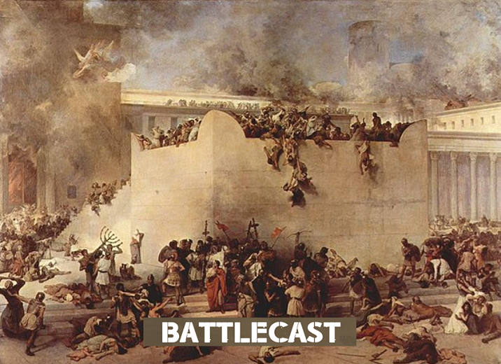 The Great Revolt: The First Jewish-Roman War /// 48